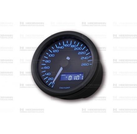 Cyfrowy Prędkościomierz do 260 kmh