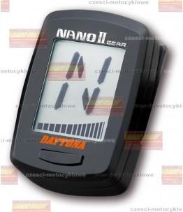 Licznik biegów Daytona NANO II