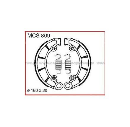 Szczęki hamulcowe TRW MCS 809