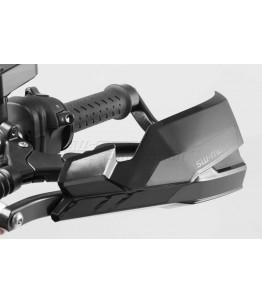 Maska motocyklowa 'SKULL-MAN', z aluminiowym zaciskiem. Producent: Highway Hawk.