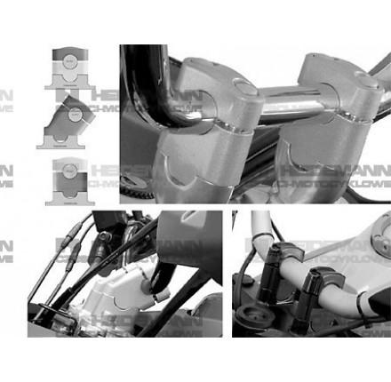 Konwerter kierownicy SW Motech 22-28 mm