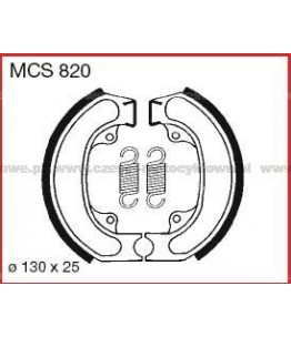 Szczęki hamulcowe TRW MCS 820