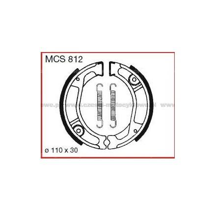 Szczęki hamulcowe TRW MCS 812