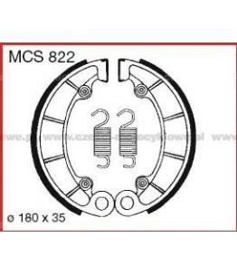 Szczęki hamulcowe TRW MCS 822