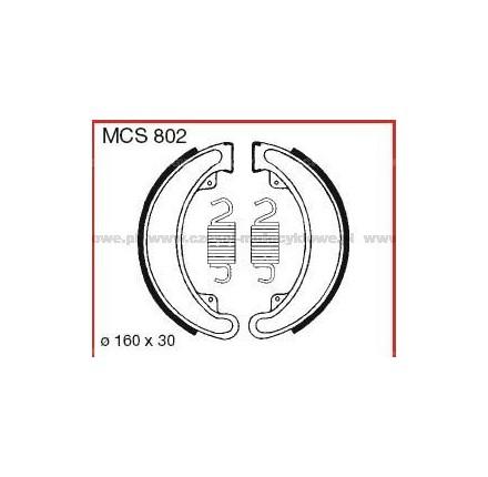 Szczęki hamulcowe TRW MCS 802