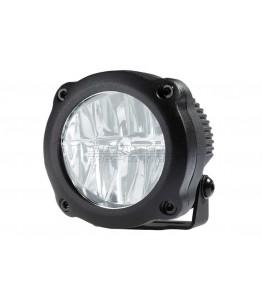 SW Motech HAWK LED zestaw reflektory przeciwmgielne, kolor czarny KAWASAKI Versys (07-09)