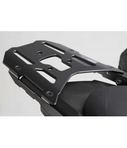 Bagażnik aluminiowy RACK ,czarny KAWASAKI Versys 650 (15)