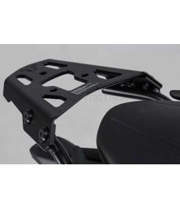 Bagażnik aluminiowy RACK ,czarny Ducati Monster 821 / 1200 (od rocznika 14-).