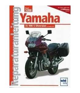 BD. 5208 Podręcznik serwisowy YAMAHA XJ 900 diversion (od 1995)