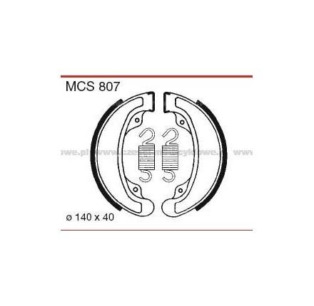 Szczęki hamulcowe TRW MCS 807
