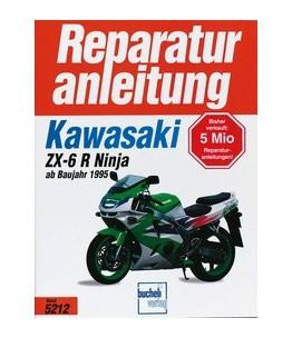 Tylko na zamówienie, dostawa 2 tygodnie! BD. 5212 Naprawa ręczna KAWASAKI ZX 6 R (95-97)