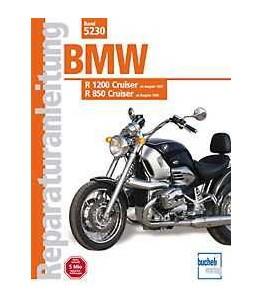 Tylko na zamówienie, dostawa 2 tygodnie! No. 5230 Podręcznik serwisowy BMW BMW1200 850 Cruiser od 97- rok