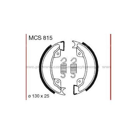 Szczęki hamulcowe TRW MCS 815