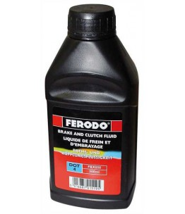 Płyn hamulcowy Ferodo DOT 4, 500 ml