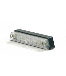 Światło przeciwmgielne LED, tylne, z długim kablem, transparentna soczewka, posiada homologację EU