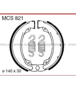 Szczęki hamulcowe TRW MCS 821