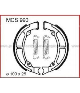 Szczęki hamulcowe TRW MCS 993