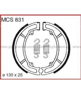 Szczęki hamulcowe TRW MCS 831
