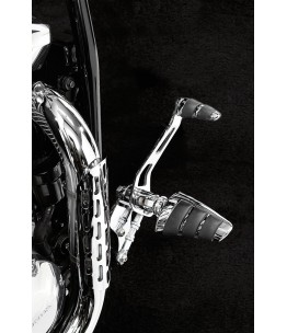 Zestaw podnóżków, setów SMOOTH YAMAHA XVS1100 DRAG STAR /CASSIC