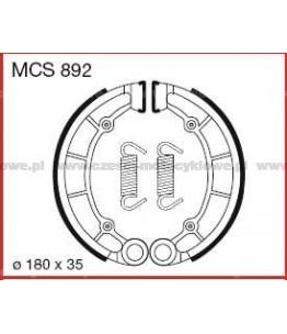 Szczęki hamulcowe TRW MCS 892
