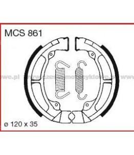 Szczęki hamulcowe TRW MCS 861