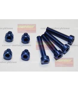 Zestaw śrub aluminiowych CONICAL TWO