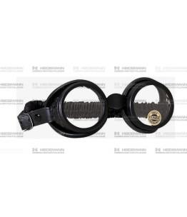 Gogle motocyklowe CLIMAX 505-N czarne oryginał
