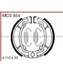 Szczęki hamulcowe TRW MCS 854