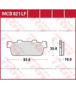 Klocki hamulcowe TRW MCB821