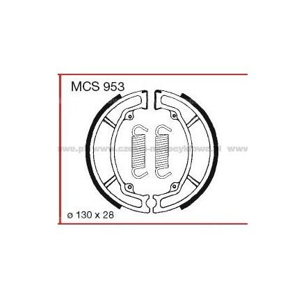 Szczęki hamulcowe TRW MCS 953