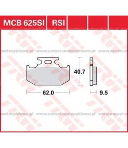 Klocki hamulcowe TRW MCB625SI