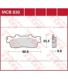 Klocki hamulcowe TRW MCB830SRM