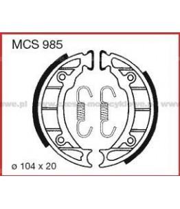 Szczęki hamulcowe TRW MCS 985