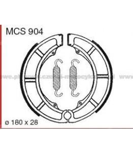 Szczęki hamulcowe TRW MCS 904