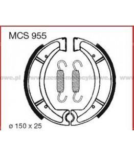 Szczęki hamulcowe TRW MCS 955