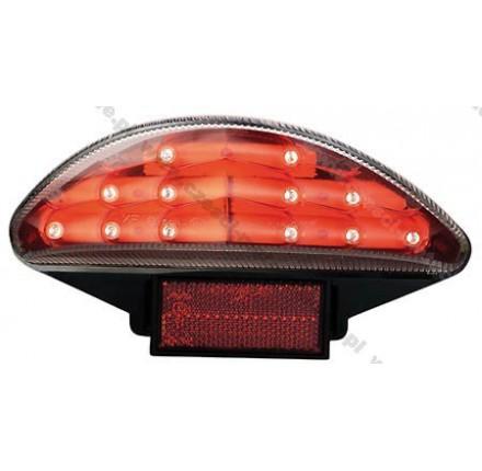 Światło tylne LED do XF-6L, Yamaha Aerox, BMW R 1200 GS, F-650 GS, F 800 S