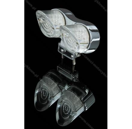 Światła tylne LED Mini NOSE