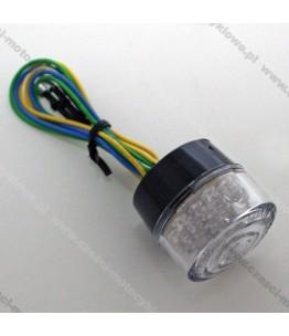 Światło tylne LED Mini BULLET