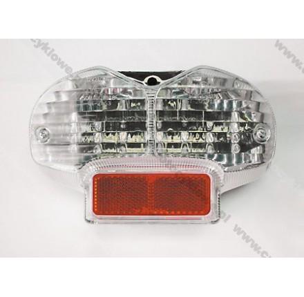 Światło tylne LED do Suzuki GSF 600 Bandit 00-04, GSF 1200 01-05