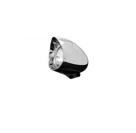 Reflektor przedni HIGHWAY HAWK, obudowa z ABS, posiada homologację EU bez wkładu.. Producent: Highway Hawk.