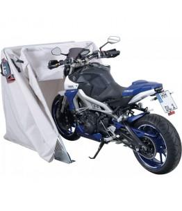 Garaż motocyklowy z materiału rozm. M