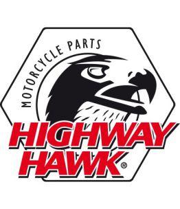 Kontrola Forward kołki gładka Highway Hawk