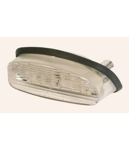 Światło tylne LED, transparentna soczewka do Honda CB 600 Hornet 98-02, posiada homologację EU
