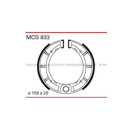 Szczęki hamulcowe TRW MCS 833