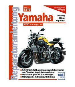 Nr 5310 Instrukcja naprawy YAMAHA MT 07 14-