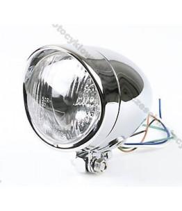 Reflektor chromowany BULLET LONG