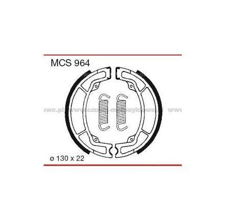 Szczęki hamulcowe TRW MCS 964