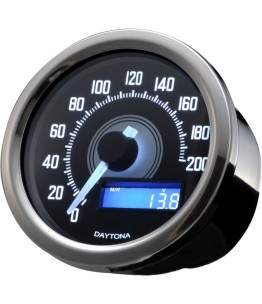 Cyfrowy Prędkościomierz do 200 kmh