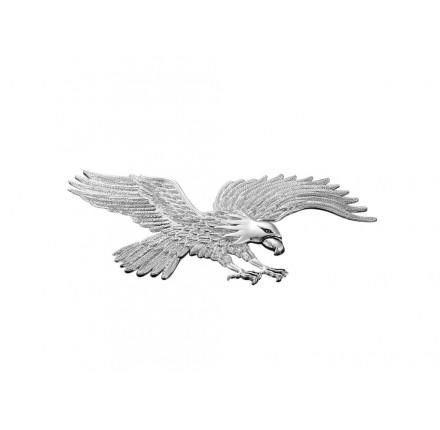 Emblemat EAGLE, chrom, duży. Producent: Highway Hawk.