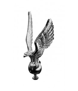 STANDING EAGLE ORNAMENT